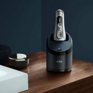 Cleaning- Station of Braun Series 9